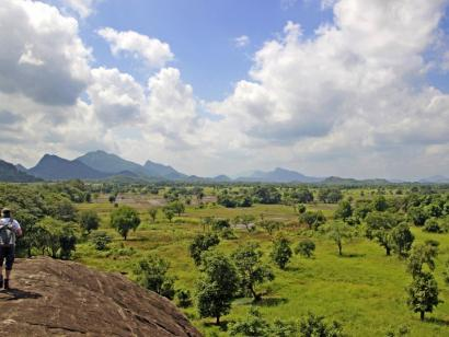 Reise in Sri Lanka, Sigiriya Rock