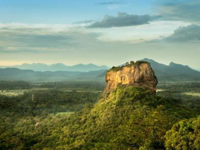 Reise in Sri Lanka, Sigiriya Rock
