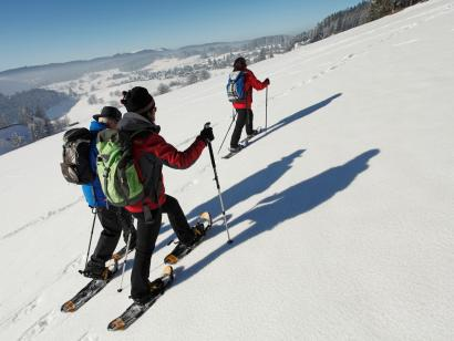 Südschwarzwald: Schneeschuhwandern