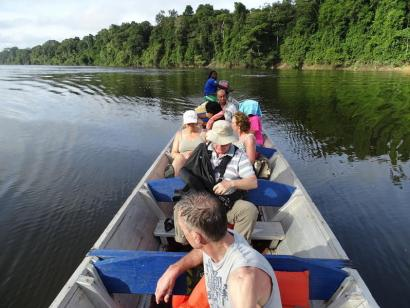 Reise in Suriname, Suriname - Welcome to the jungle