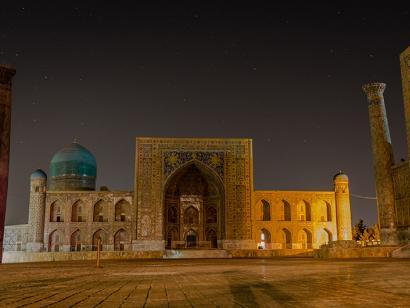 Reise in Usbekistan, Taschkent – Samarkand – Buchara – Chiwa (2021/2022)