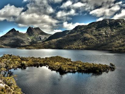 Reise in Australien, Cradle Mountain, Tasmanien