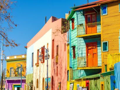 taz.reisen Buenos Aires/Montevideo