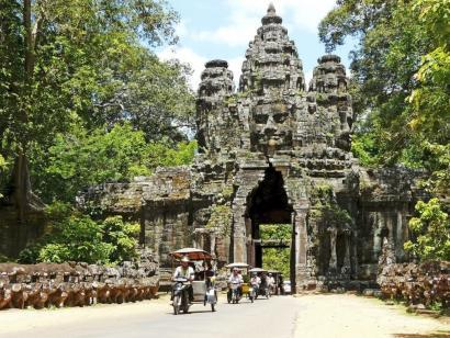 Reise in Kambodscha, Tempelmystik und Strandparadies Kambodschas Höhepunkte, versteckte Schätze und Badeferien an den weißen Stränden der Insel Koh Rong