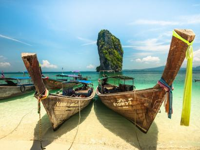 Reise in Thailand, 0