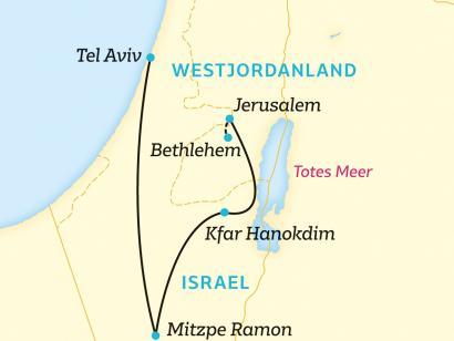 Reise in Israel, The Celebration Is Real: Von Nightlife bis Sabbat (2020/2021)