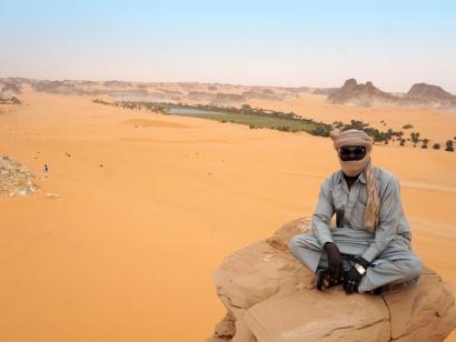 Tibesti – Ins trockene Herz Afrikas Wüstenreise mit Expeditionscharakter