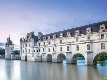 Reise in Frankreich, Frankreich