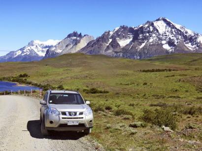 Reise in Argentinien, Mit dem Mietwagen unterwegs