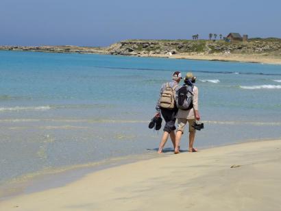 Reise in Zypern, Unbekanntes Nordzypern – Wandern, Baden und Begegnungen