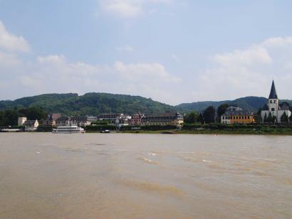 Reise in Deutschland, Unkel am Rhein: Kreativurlaub