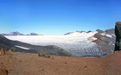 Reise in Chile, Wanderung zum Descabezado Grande