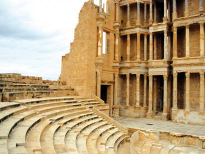 Reise in Libanon, Römische Relikte