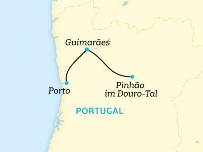 Reise in Portugal, Urige Örtchen und gekämmte Terrassenfelder (2020/2021)