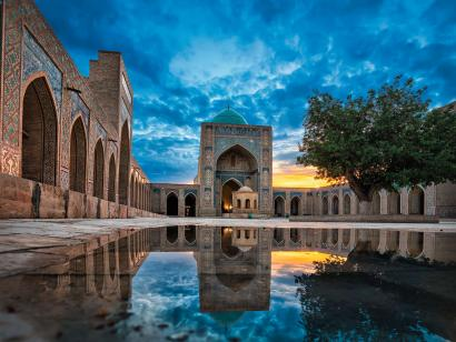 Reise in Usbekistan, Usbekistan & Kirgisistan: Höhepunkte