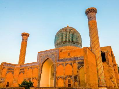 Usbekistan: Mit Flair