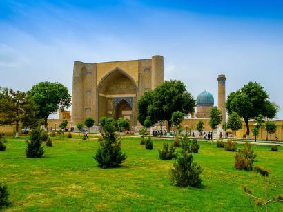 Reise in Usbekistan, Usbekistan & Turkmenistan: Höhepunkte