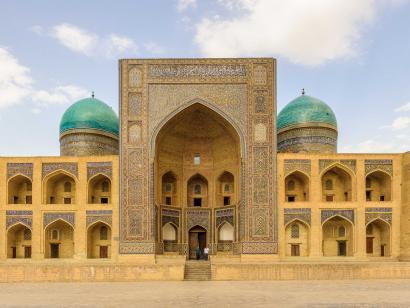 Reise in Turkmenistan, Usbekistan, Turkmenistan & Kirgisistan: Die ausführliche Reise