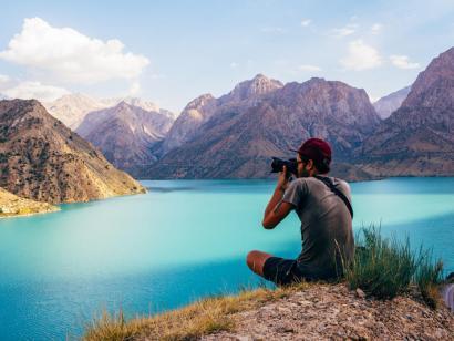 Usbekistan und Tadschikistan - Berge, Seen, Wüste