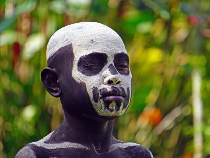 Völker der Sepik-Ebene und des Hochlands Kulturrundreise