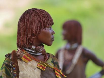 Völker des Südens Naturräume des Großen Afrikanischen Grabenbruchs und einmaliges Kulturmosaik des südlichen Omo-Tals