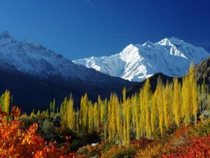 Reise in Pakistan, Vom Hindukusch in den Himalaya