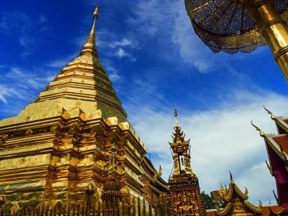 Reise in Thailand, Von Chiang Mai bis Chiang Rai (2021/2022/2023)
