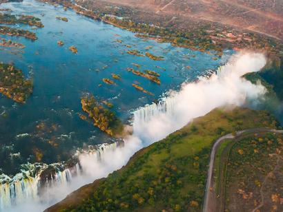 Reise in Mosambik, Von den Viktoriafällen bis zum Indischen Ozean (2021/2022/2023)