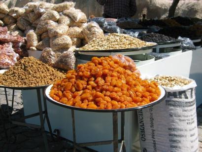 Reise in Türkei, Kappadokien