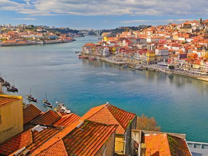 Reise in Portugal, Von Porto nach Santiago de Compostela (2021/2022)