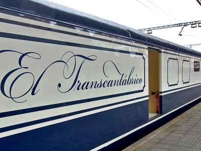 Reise in Spanien, Spanien - El Transcantabrico