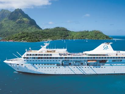 Reise in Cookinseln, Ihr Schiff MS Paul Gauguin