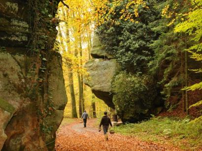Reise in Luxemburg, Geführte Wanderreise Luxemburg Alpinschule Innsbruck
