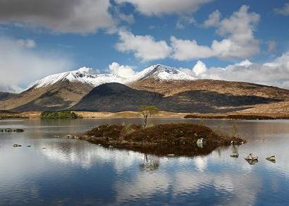 Reise in Vereinigtes Königreich, West Highland Way