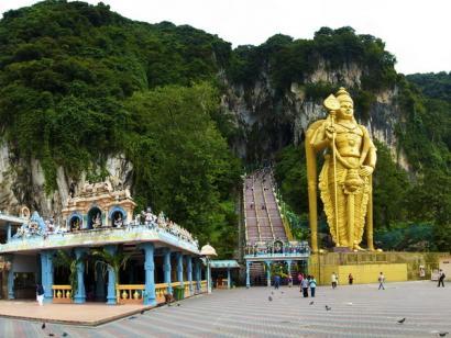 Reise in Malaysia, Westküste Malaysia & Thailand - Begegnungen ganz relaxed…