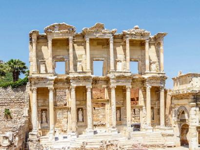 Reise in Türkei, Westtürkei: Höhepunkte von Istanbul bis Ephesus
