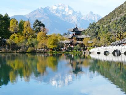Reise in China, Wo der Tiger springt und der Mensch die Wolken kratzt