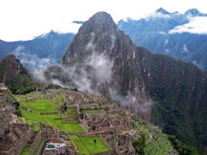 Reise in Bolivien, Wunder der Anden