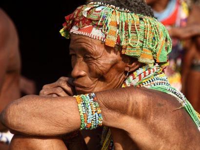 Reise in Botswana, Pirschfahrt in Botswana
