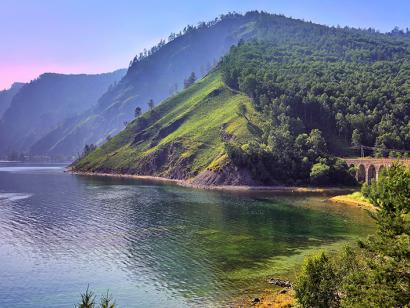 Reise in Russland, Naturwunder Baikalsee, Russland