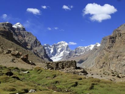 Reise in Tadschikistan, Zaroshkul auf 4520m