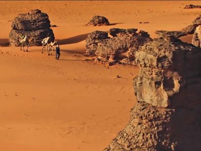 Reise in Algerien, Zu den verborgenen Schätzen der Sahara Wüstenreise mit Expeditionscharakter