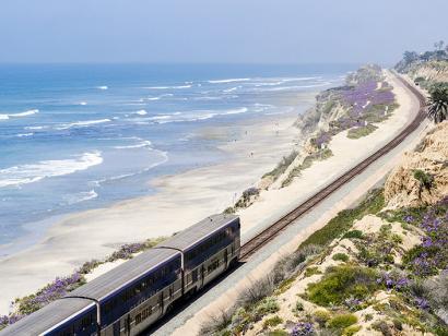 Reise in Kanada, Zug um Zug von Kaliforniens Sonnenküste bis in die Rocky Mountains (2022/2023)