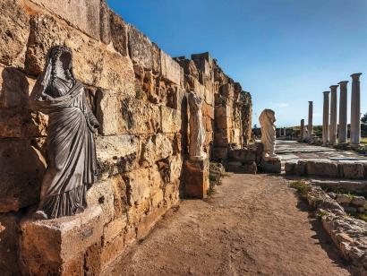 Reise in Zypern, Zypern: Die ausführliche Reise