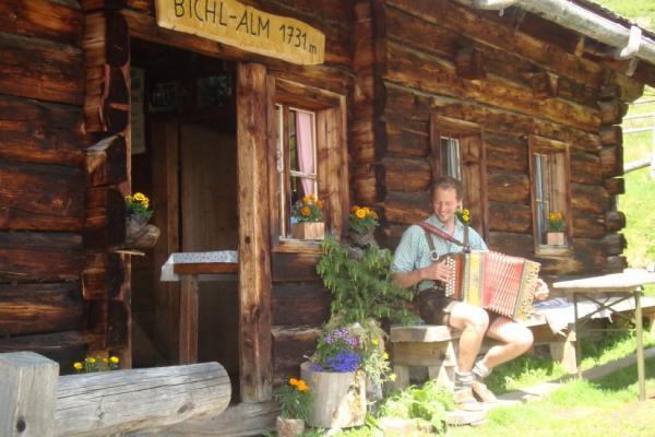 Österreich: Genusswandern an Berg & im Tal der Almen (8 Tage Wanderwoche für Alleinreisende)
