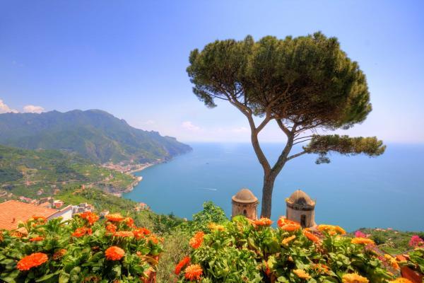 Golf von Neapel & Amalfiküste: Kulturhöhepunkte