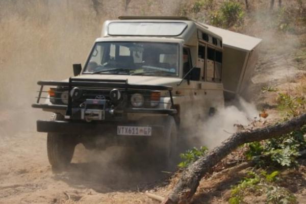 Namibia - Chef's Spezial: Hinteres Kaokoveld & van Zyls Pass  (17 Tage Expedition mit Zeltübernachtungen)