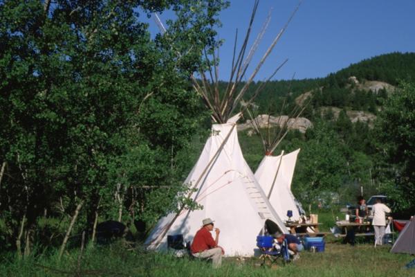 """USA - """"Wilder Westen"""" Zu Besuch bei den Lakota (16 Tage Begegnungsreise mit Corinna Veit und indianischer Reiseleitung)"""