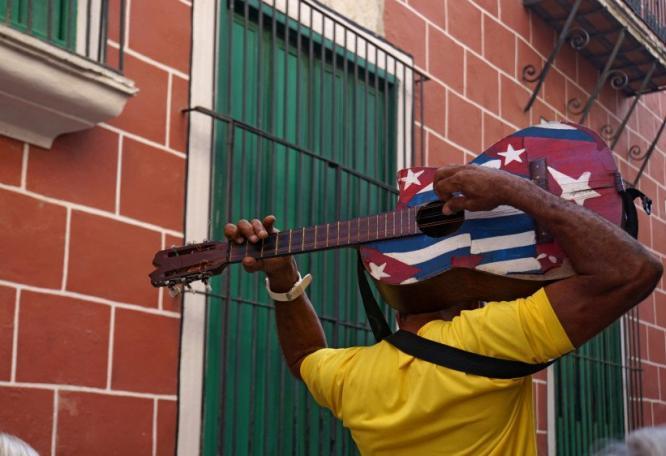 Reise in Kuba, Viva Kuba