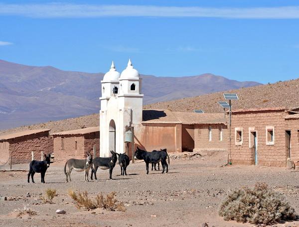 Reise in Argentinien, Argentinien - Wilder Nordwesten